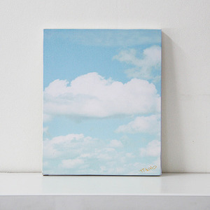 art canvas #T006 - Sky01