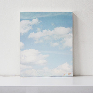 art canvas #T007 - Sky02