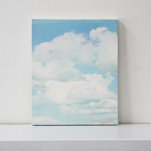 art canvas #T008 - Sky03